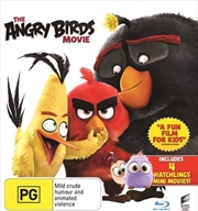 Angry Birds Movie, The | Blu-ray