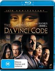 Da Vinci Code  - Extended Edition | Blu-ray