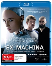 Ex Machina | Blu-ray