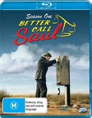 Better Call Saul - Season 1 | Blu-ray