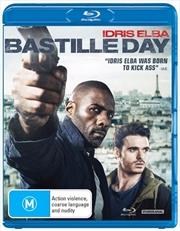 Bastille Day   Blu-ray