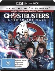 Ghostbusters | Blu-ray + UHD | UHD