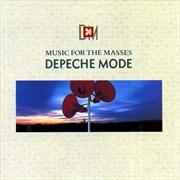Music For The Masses   CD