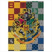 Harry Potter Crest 1000 Piece Puzzle | Merchandise