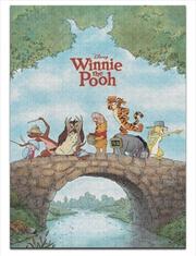 Winnie The Pooh - 1000 Piece Puzzle | Merchandise