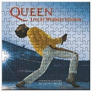 Queen Live At Wembley 1000 Piece Puzzle | Merchandise