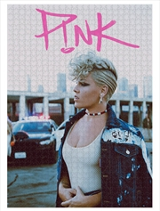 Pink What About Us Puzzle | Merchandise