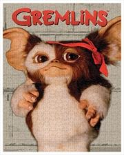 Gremlins Gizmo 1000 Piece Puzzle | Merchandise