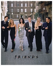 Friends Group 1000 Piece Puzzle | Merchandise