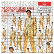 Elvis Gold Album 1000 Piece Puzzle | Merchandise