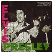 Elvis Presley Album 1000 Piece Puzzle | Merchandise