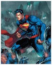 DC Superman 1000 Piece Puzzle | Merchandise