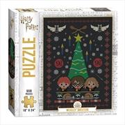 Weasley Sweaters 550 Piece Jigsaw Puzzle | Merchandise
