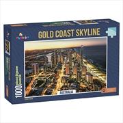 Gold Coast Skyline Australia 1000 Piece Puzzle | Merchandise