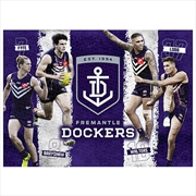 Fremantle Dockers 4 Player 1000 Piece Puzzle | Merchandise