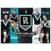Port Adelaide Power 4 Player 1000 Piece Puzzle | Merchandise
