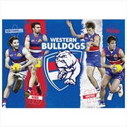 Western Bulldogs 4 Player 1000 Piece Puzzle | Merchandise
