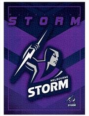 Team Logo Melbourne Storm 1000 Piece Puzzle | Merchandise