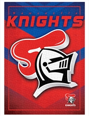 Team Logo Newcastle Knights 1000 Piece Puzzle | Merchandise