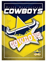 Logo North Queensland Cowboys 1000 Piece Puzzle | Merchandise
