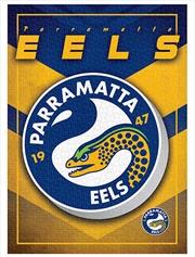 Team Logo Parramatta Eels 1000 Piece Puzzle | Merchandise
