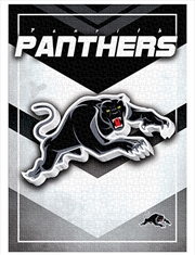 Team Logo Penrith Panthers 1000 Piece Puzzle | Merchandise