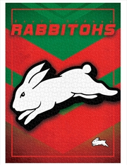 Team Logo Sth Sydney Rabbitohs 1000 Piece Puzzle | Merchandise
