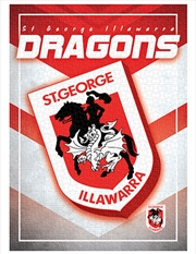 Team Logo St George Dragons 1000 Piece Puzzle | Merchandise