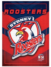 Team Logo Sydney Roosters 1000 Piece Puzzle | Merchandise
