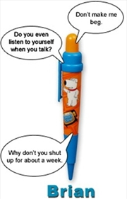 Brian Talking Pen - Family Guy | Merchandise