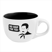 No Soup For You | Merchandise