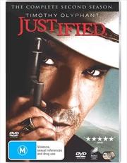 Justified - Season 2 | DVD