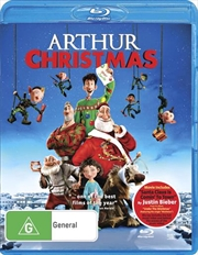 Arthur Christmas | Blu-ray