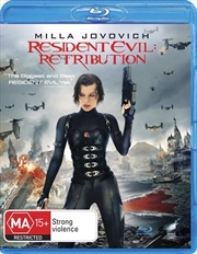 Resident Evil - Retribution | Blu-ray