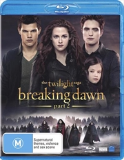 Twilight Saga - Breaking Dawn - Part 2, The | Blu-ray
