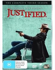 Justified - Season 3 | DVD