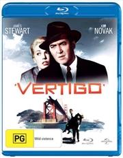 Vertigo | Blu-ray