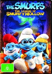 Smurfs - The Legend Of Smurfy Holllow, The | DVD