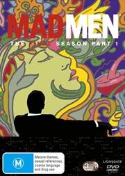 Mad Men - Season 7 - Part 1   DVD