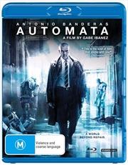 Automata | Blu-ray