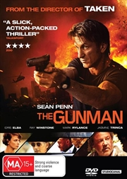 Gunman, The | DVD