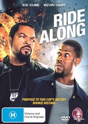 Ride Along | DVD