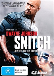 Snitch   DVD