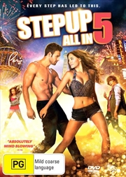 Step Up All In | DVD