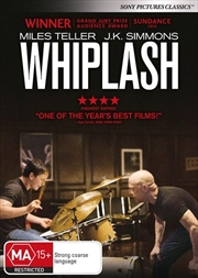 Whiplash | DVD