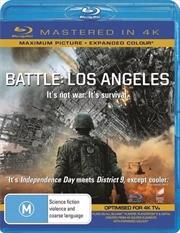 Battle - Los Angeles | Blu-ray + UHD | Blu-ray