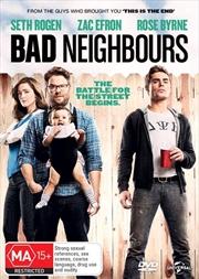 Bad Neighbours | DVD