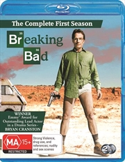 Breaking Bad - Season 01 | Blu-ray