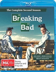 Breaking Bad - Season 02 | Blu-ray
