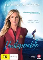 Bethany Hamilton - Unstoppable | DVD